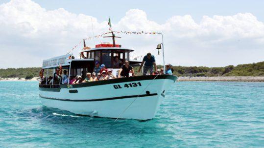 Taras imbarcazione storica Gallipoli